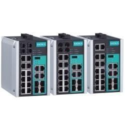 Moxa EDS-518E-4GTXSFP-T