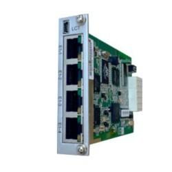 FlexDSL MF-TDM-SRL-4E1B,V1