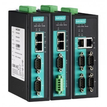 Moxa Série NPort IA-5000A