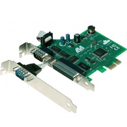 Lava 2SP-PCIe DB9