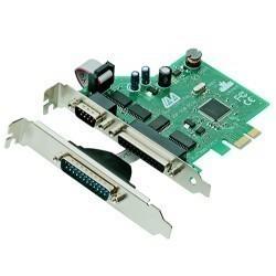 Lava 2SP-PCIe DB-25