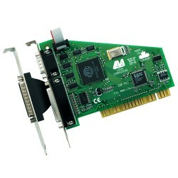 Lava 2SP-PCI DB9